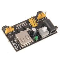 NEW MB102 Breadboard Power Supply Module 3.3V 5V For Arduino Solderless