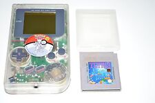 Nintendo Game Boy Classic in Transparent + TETRIS