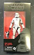 2019 Star Wars Black Series 6 inch First Order Jet Trooper 99 NON MINT