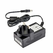 12V 3A 36W AC DC Adapter Power Powering Supply for CCTV Cameras 5.5mm x 2.1mm UK