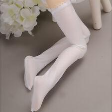 Dollmore BJD NEW MSD - Spandex Band Stockings (White)