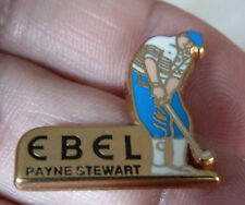 RARE PIN'S MONTRE WATCH EBEL PAYNE STEWART SPORT GOLF ARTHUS BERTRAND