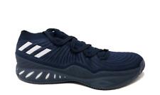 New adidas SM Crazy Explosive Low 2017 Primeknit Shoe - Men's Basketball Blue