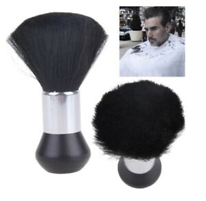 Neck Duster Brush for Salon Stylist Barber Hair Cutting Make Up Cosmetic Body US