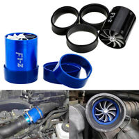 TURBO FILTRE A AIR TURBINE DOUBLE LAME PR KIT FAN AMISSION F1-Z DYNAMIQUE