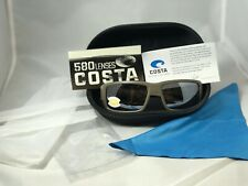 Costa Del Mar Fantail Matte Moss Polarized Plastic 580p TF.05