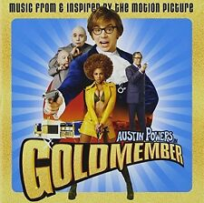Austin Powers in Goldmember (2002) Beyoncé Knowles, Rolling Stones, Britn.. [CD]