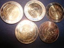 Deutschland 2 Euro Sondermünzen-Set  2015  Präge A-J  25.J..Einheit   LESEN