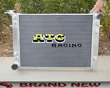 3 CORE 52MM Aluminum Radiator for Holden Commodore VN VG VP VR VS V6 3.8L