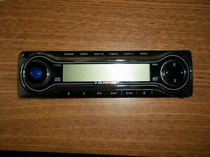 BLAUPUNKT KEY WEST MP36 STEREO FACEPLATE only OEM Untested