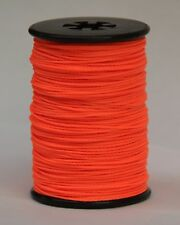 10' BCY Flo Orange D Loop Material Archery Bowstring Rope Drop Away Cord