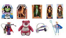 Disney Toy Story 4 Talking Buzz Woody Jessie Zurg Bullseye Action Figure Dolls