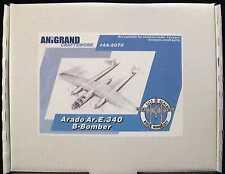 Anigrand Models 1/72 ARADO Ar-E-340 German Bomber Project