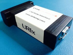 URIxB 9170 w/ EEPROM USB to Radio Interface adapter,Ham Radio,USB 2.0 URI DMK