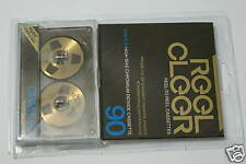 Gold Reel to Reel Cassette Tape Chrome Hi Bias Type II New Old Stock