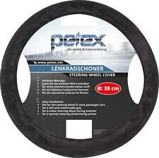 Petex Design 1108 Lenkradbezug schwarz 36 - 38cm