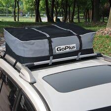 Car Van Suv Roof Top Waterproof Luggage Travel Cargo Rack Carrier  Storage Bag