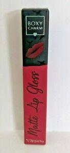Boxy Charm Matte Lip Gloss - Kiss Me 4185