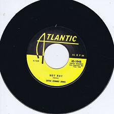 LITTLE JOHNNY JONES – HOY HOY / DOIN' THE BEST I CAN (Rockin' Blues Classic)