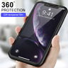 CASE For iPhone XR XS X 8 Plus 7 6s Shockproof 360° Full Body Cover Protective