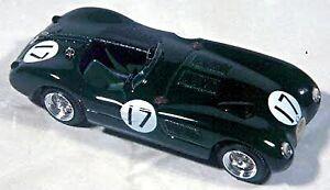 Jaguar C Type Winner Lm 1953 #17 1:43 Model TOP MODEL