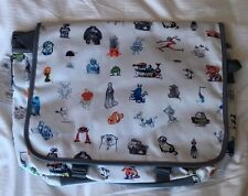 Disney D23 Expo 2017 Pixar Animation Up Brave Laptop Messenger Crossbody Bag