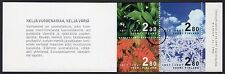 Finland: 80th Anniversary of Independence booklet - the four seasons