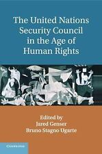 The United Nations Security Council in the Age of Human Rights (2016, Paperback)