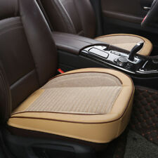 Luxury PU Leather 3D Full Surround Cover Seat Protector Cushion Front Cover