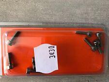 G Force modelisme G-Force GF-0200-009 M3 X16 vis tete cylindrique 6 pans creux