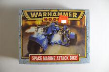 WARHAMMER: 40k - Space Marine Attack Bike - NEW - SEALED IN BOX! - RARE