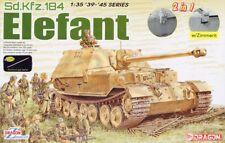 1/35 Dragon Sd.kfz.184 Elefant (2in1 Kit)  #6871