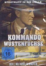 DVD NEU/OVP - Kommando Wüstenfüchse - Stoßtrupp in die Hölle