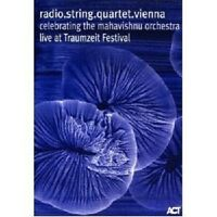 "RADIO. STRING.  QUARTE. VIENNA ""LIVE AT TRAUMZEIT FESTIVAL""  DVD NEU"