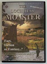 The Loch Ness Monster Story (DVD, 2005) Region Free , Very Rare Edition