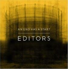 Editors - An End Has A Start - 2018 (NEW CD)