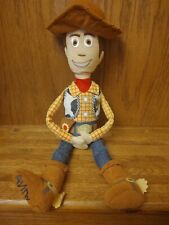 Disney's Toy Story Woody Plush Stuffed Toy. 20 inches Tall, Pixar