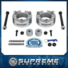 "1995-2004 Toyota Tacoma 3"" Front Lift Leveling Kit w/ Diff Drop 4WD Silver PRO"