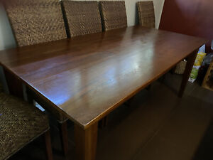 dining tables and chairs used