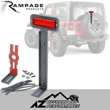 Rampage LED Third Brake Light Kit CHMSL fits 1987-2018 Jeep Wrangler YJ TJ LJ JK
