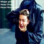 Head Drop Illusion Scary Magic Head Movement Street Shocker Trick Christmas Prop