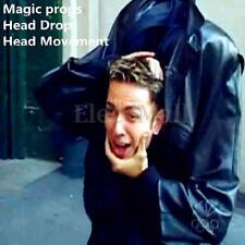 Head Drop Illusion Scary Magic Head Movement Street Shocker Trick Christmas Prop