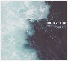 AFTER THE EARTHQUAKE BY THE JAZZ JUNE (CD, Nov-2014, Top Shelf )