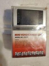 Mini video camera DVR Model No Fhc51