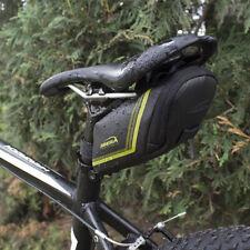 IBERA Bike Saddle Bag Rear Road Mountain Bicycle Water Resistant Under Seat Bag
