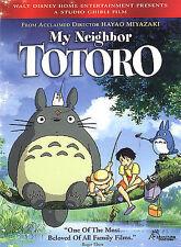 DVD: My Neighbor Totoro, Hayao Miyazaki. New Cond.: Hitoshi Takagi, Noriko Hidak