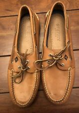 Sperry Top Sider Leather Moccasins Shoes Mens 11.5