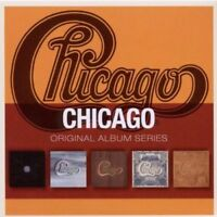 Chicago - Original Album Series: Nuovo 5 X CD