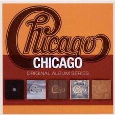 Chicago - Original Album Series: NEW 5 x CD