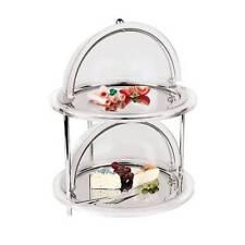 Paderno Sambonet Buffet Schaufenster Gekühlt, 2 Ebenen, H.50 CM